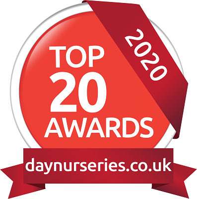 Top 20 Award from Day Nurseries!