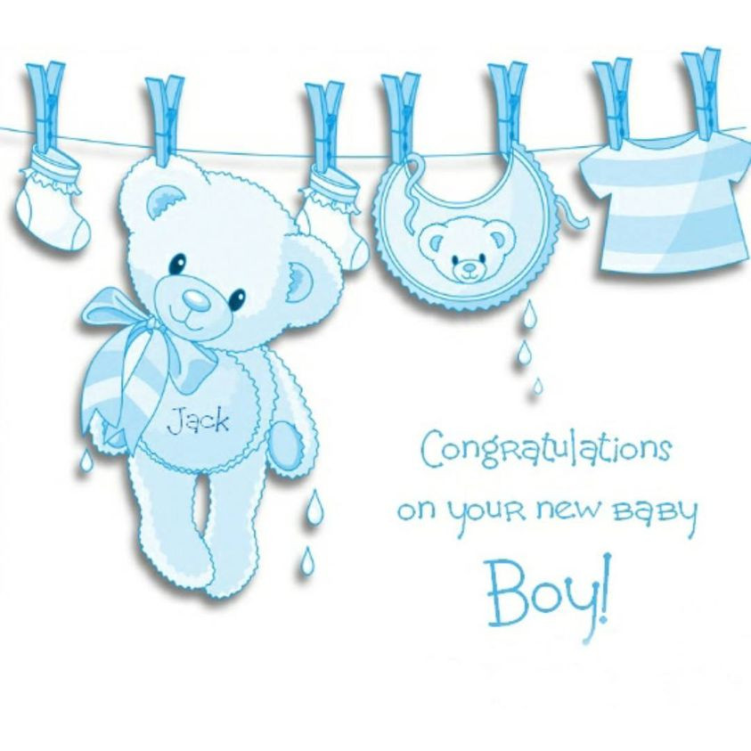 It's A Boy! #Congrats #PippasHouseFamily #NewBaby