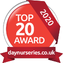 top 20 nursery award 2020